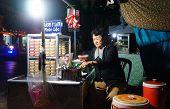 Asia Cake Pavement Shop, Creme Caramel