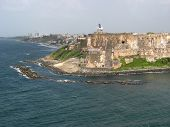 fort entry in san juan