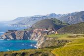 image of bixby  - bixby bridge  - JPG