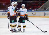 Stasenko N. (5) And Kagalitsky D. (9)