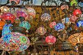 Grand Bazaar At Istanbul