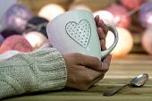 A hot cup... with love