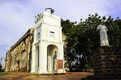 stock photo of malacca  - Landmark St - JPG