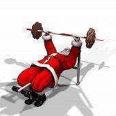Santa Fitness