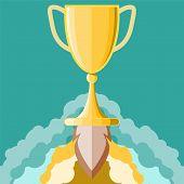 picture of award-winning  - Winning Symbol - JPG