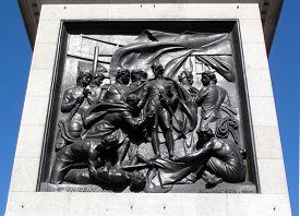 image of plinth  - Nelson - JPG