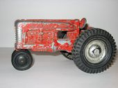 Toy Tractor poster