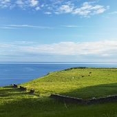 Seascape, County Antrim, Northern Ireland
