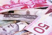 Canadian Dollar Bills