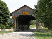 Caine Road Covered Bridge