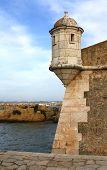 Fort Da Ponta Da Bandeira, Lagos, Portugal