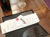 Restaurant Lunch Bill