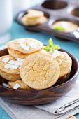 ������, ������: Banana coconut muffins