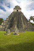 Temple I Tikal