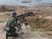 Guarding The Atlantic Wall Colour