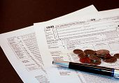 1040 Tax Form for Financial Responsibility