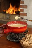 Swiss Fondue Dinner