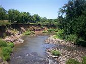 Para baixo de Lyons Creek