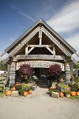 Farm Stand Rurual Vermont