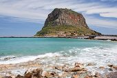 Rock Of Monemvasia