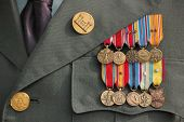 World War Two Medals