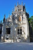Palace Quinta Da Regaleira, Sintra Portugal poster