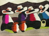 Mexican Tapestry