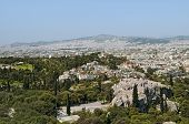 Areipagus Hill in Athens