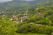 Traditional village of 'Skotino' at Greece
