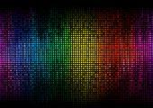 Equalizer Digital Color Display