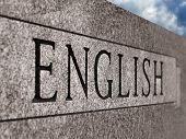The Death of English