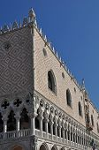 The Doges Palace in St Mark's Square, Venice
