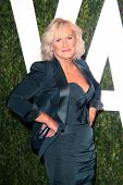 LOS ANGELES - FEB 26:  Glenn Close arrives at the 2012 Vanity Fair Oscar Party  at the Sunset Tower