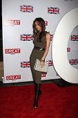 LOS ANGELES - FEB 24: Victoria Beckham arrives at the GREAT British Film Reception at the British Co