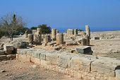 Cyprus - Ruins At Kouklia