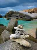 The Baths on Virgin Gorda,