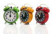 Timing Alarm Clocks