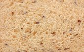 Flaxseed Bread Up Close
