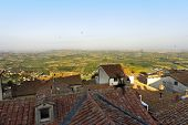 Panorama From Cortona