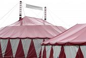 Red And White Big Top