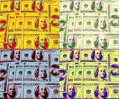 pop art money