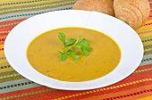 Curry Sweet Potato Soup