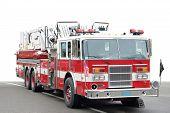 American Fire Engine