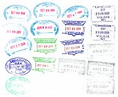 Border Stamps