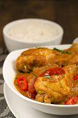 Chicken Kapitan