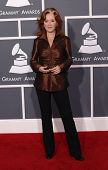 LOS ANGELES - FEB 12: BONNIE RAITT arriving to Grammy Awards 2012 on February 12, 2012 in Los Angele