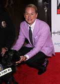 LOS ANGELES - OCT 01:  Carson Kressley arriving to American Humane Assoc. Hero Dog Awards  on October 01, 2011 in Beverly Hills, CA