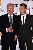 LOS ANGELES - OCT 24:  CHRISTOPHER PLUMMER & EWAN McGREGOR arriving to 15th Annual Hollywood Film Aw
