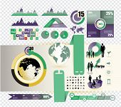 Infographics master collection