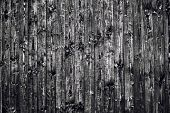 old black wood